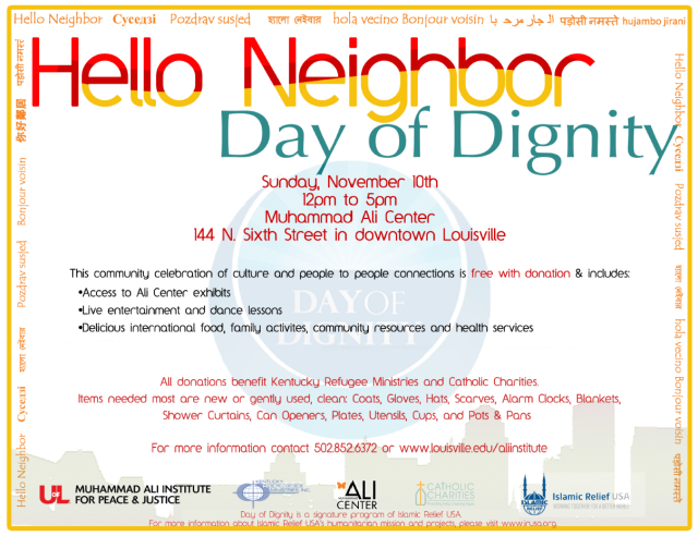 Hello Neighbor 2013 Flyer