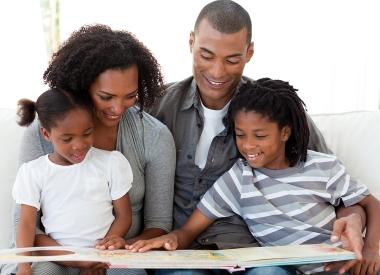 Family Reading Program Pic
