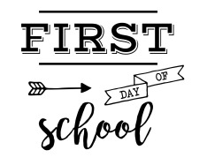 first-day-school